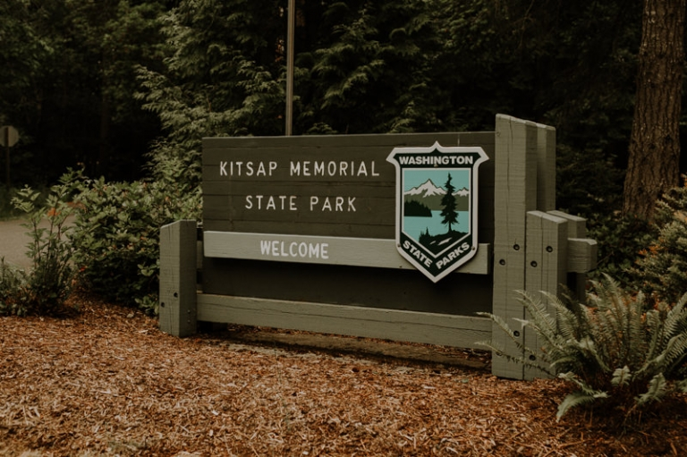 Kitsap Memorial State Park Wedding.Amy Vinny Kitsap Memorial State Park Wedding Poulsbo